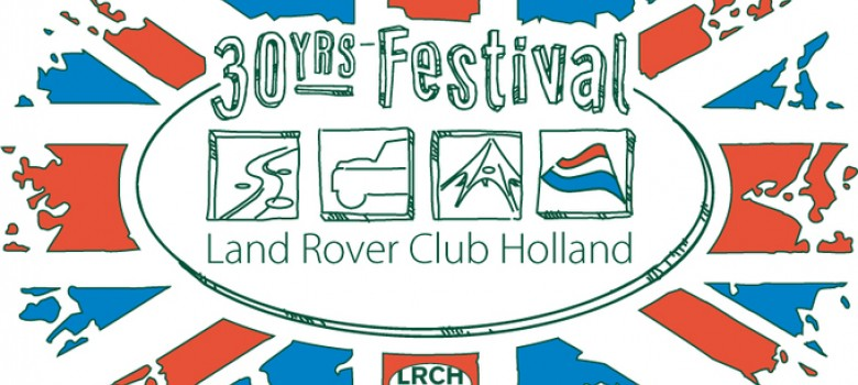 Land Rover Club Nederland 30YRS Festival