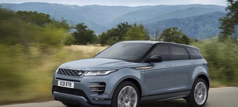 Introductie nieuwe Land Rover Range Rover Evoque